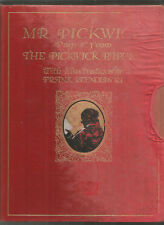 MR PICKWICK by CHARLES DICKENS Pages from The Pickwick Papers Illust REYNOLDS Hc