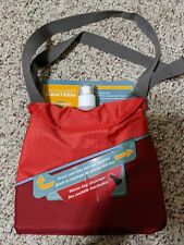 Kurgo Voyage Water Canteen Holds 32 oz Comfortable Strap {Brand New}