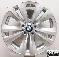 """CERCHIO IN LEGA 8x18"""" BMW S 7 ORIGINALE RIVERNICIATO 6775403"""
