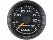 For 2001-2006 Chevrolet Silverado 2500 HD Boost Gauge Auto Meter 12871CP 2002
