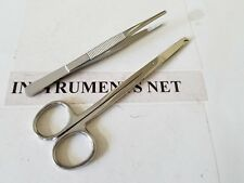 Classic Suture Removal 3pcs Kit German Stainless Steel CE