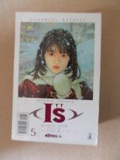 IS n°5 Masakazu Katsura  Manga Star Comics   [G239]