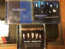 Backstreet Boys Shape Of My Heart (Australian) Black & Blue The Hits Chapter One