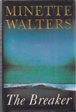 2-BOOKS –THE BREAKER by Minette Walters,1st /1st ,**SIGNED**,MINT,HC,DJ,c.1998
