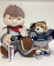 "Dallas Cowboys Plush Mascot 1983 Trudy Toys 15"" 1984 NFL/  Cheerleader NFL 2000"