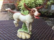 John Beswick Animal Figure  SPRINGER DOG By Bryn Parry Studios 2010