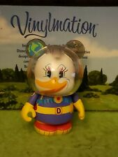 "Disney Vinylmation 3"" Park Set 1 Mickey and Friends in Space Chaser Daisy Duck"