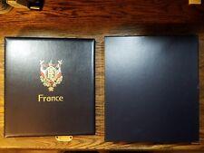 Davo Hingless Album France Volume I  1849 - 1964 in Slip Case
