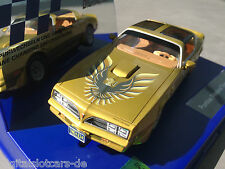 Carrera Digital 132 30688 pontiac firebird trans am'77