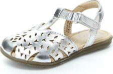 NIB STRIDE RITE Sandals Lola Silver 7 8 9 10 M