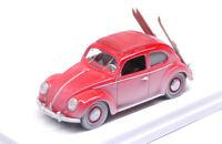 Volkswagen VW Maggiolino 1953 w/ Ski 1:43 Model RIO4561 RIO