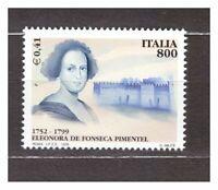 S31199) Italy MNH 1999 E.de Fonseca 1v