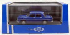 Atlas Editions 1/43 Scale Model Car AE019 - 1966 Renault 8 Gordini 1300 - Blue