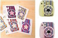 Camera Body Decoration Stickers For Polaroid Mini8  Stripe style