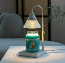 Height&Brightness Control Candle Warmer Mood Lamp Black White Halogen 220V