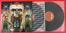 Michael Jackson-Dangerous 1991 KOREA ORIGINAL FIRST PRESS 2 LP SET SHEET