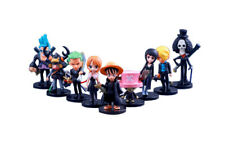 One Piece Anime Collectables Cartoon Toy Garage Kits Full Set