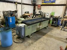 Biesse 65 Cnc Plasma Table Retrofitted For Mach 3 Updated Listing