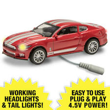 Menard's O Gauge 1:48 Scale  Lighted  Die-Cast 1965 Mustang Shelby GT350