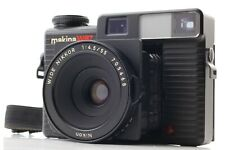 【 N MINT 】 Plaubel Makina W67 6x7 Medium Format Camera + Strap from Japan 388