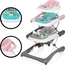 2IN1 Lauflernhilfe Gehhilfe Lauflernwagen Baby Walker Gehfrei Kinder Laufhilfe