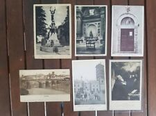 lotto cartoline epoca capua (caserta) n.2