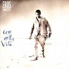 CD SINGLE Eros RAMAZZOTTI Cose della vita 2-tr CARDSL ☆