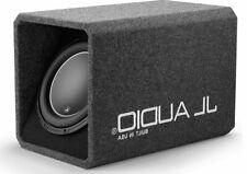 "JL AUDIO HO112-W6V3 HIGH OUTPUT PORTED ENCLOSURE WITH SINGLE JL 12"" W6 SUBWOOFER"