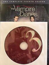 The Vampire Diaries - Season 4, Disc 3 REPLACEMENT DISC (not full season)