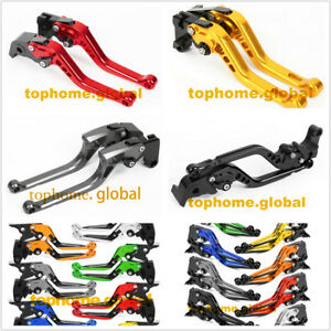 7 Style Levers For HYOSUNG GT250R2006-2010 / GT650R 2006-2009 Clutch Brake CNC