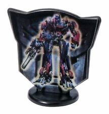 PACKAGE OF 6 Transformers,Cupcake Party Toppers Deco Pac Plastic 6 Count.