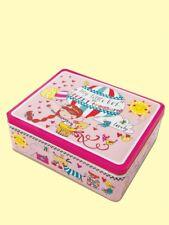Secret Treasures Rectangular Tin by Rachel ellen, Great gift for Girls