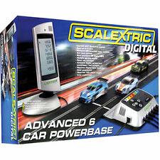 SCALEXTRIC Digital C7042 Advanced 6 Car Powerbase