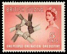 British Guiana 268 (Sg345) - History and Culture Week (pa52359)