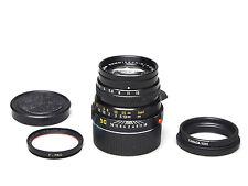 Leica Summicron-M 50mm F2 + B&W F-Pro UV IR Cut MRC 39mm