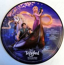 """Walt Disney - Songs From Tangled - 2017 - USA -12"""" Picture Disc LP - NEW"""