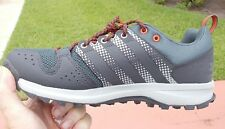 adidas BB6106 GALAXY TRAIL M GRAY Men's TRAIL RUNNING Shoes 9.5 NEW