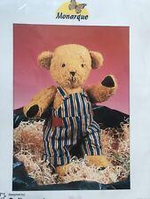 Patron de Couture ours Charakter-Bären Gelibären