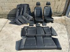 E81 BMW 1 SERIES - HEATED LEATHER INTERIOR SEATS AND DOOR CARDS SET