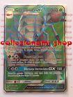129/147 Golisopod GX - RARA FULL ART - OMBRE INFUOCATE - CARTA IN ITALIANO