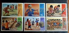 1983 Full Set Of 6 Tokelau Islands Stamps - Traditional Pastimes - MNH