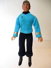 """VTG MEGO MR SPOCK VULCAN STAR TREK 8"""" ACTION FIGURE 1970's 1974 LEONARD NIMOY T2"""