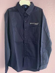 ARCLIGHT CINEMAS Employee Button Down Long Sleeve Shirt 3XL New Port Authority