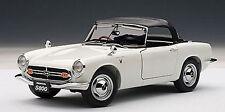 AUTOART 1966 HONDA S800 ROADSTER White Color 1:18*New Release*