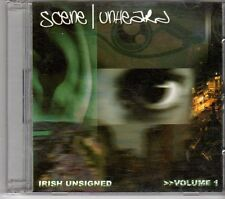 (DX200) Scene / Unheard, Irish Unsigned Vol 1 - 2003 double CD