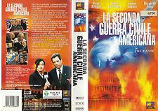 La Seconda Guerra Civile Americana (1997) VHS