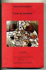 Rajberti # L'ARTE DI CONVITARE # Salerno 2001