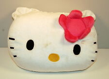 "10"" Anime Hello Kitty Pillow Plush Beanie Bean Bag Pillow 2006 Sanrio"