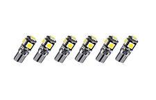 LED SMD INNENRAUMBELEUCHTUNG BMW E90 E91 E92 E81 E82 E87 X5 E70 X6 E71 F10 F11