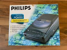 Philips AQ 6355 Kassettenrekorder Cassette Recorder OVP Neu